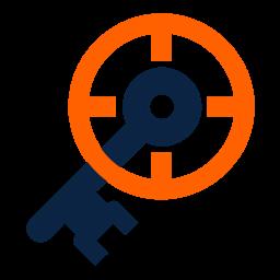 Target Keywords Icon